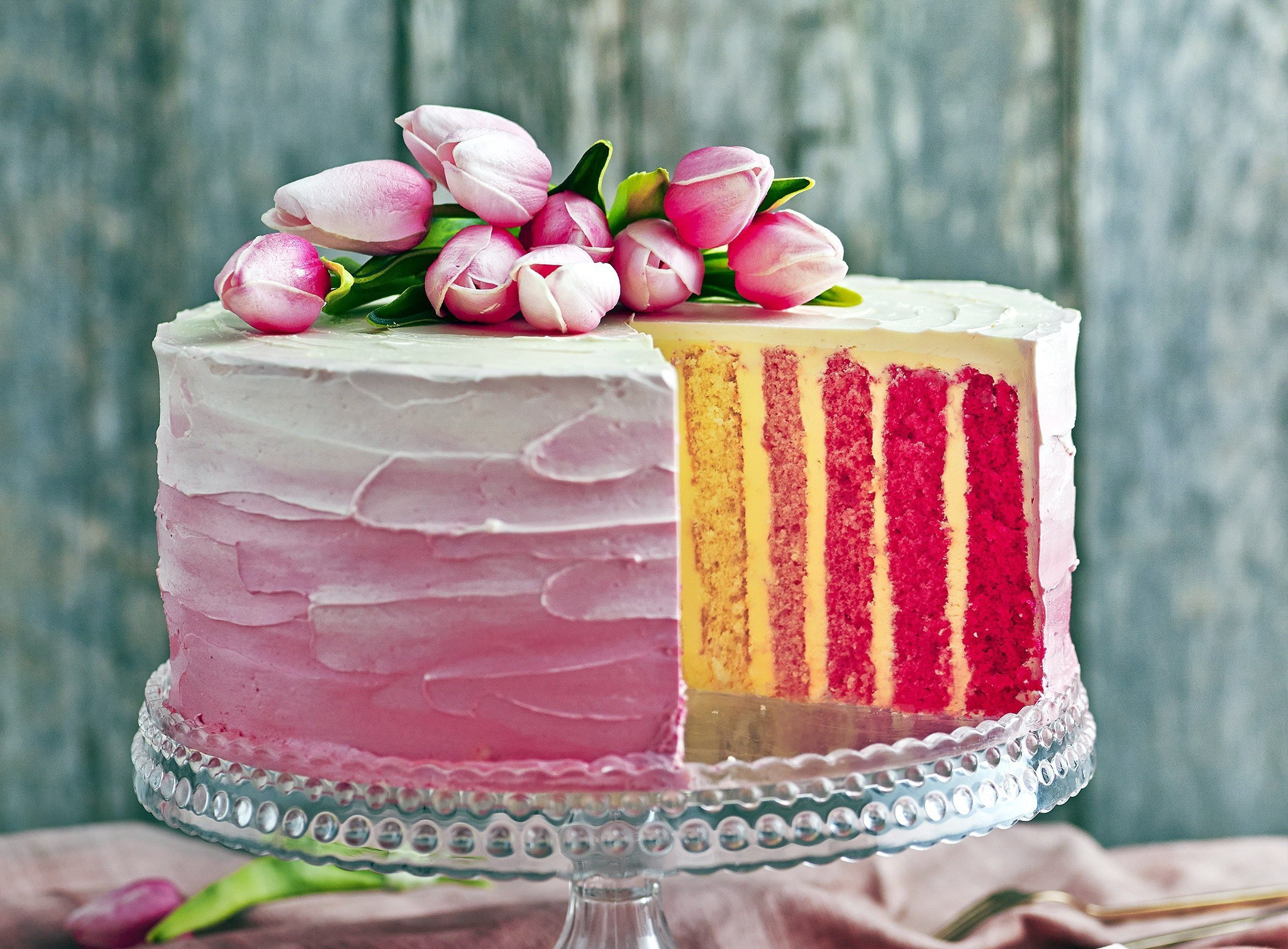 Живые картинки торты