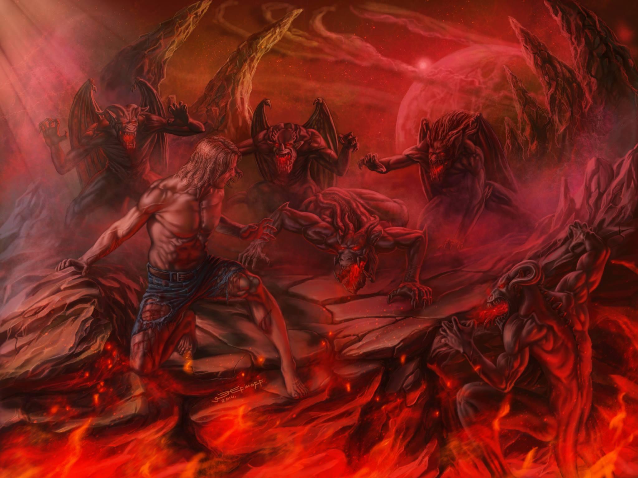 Главные демоны в картинках