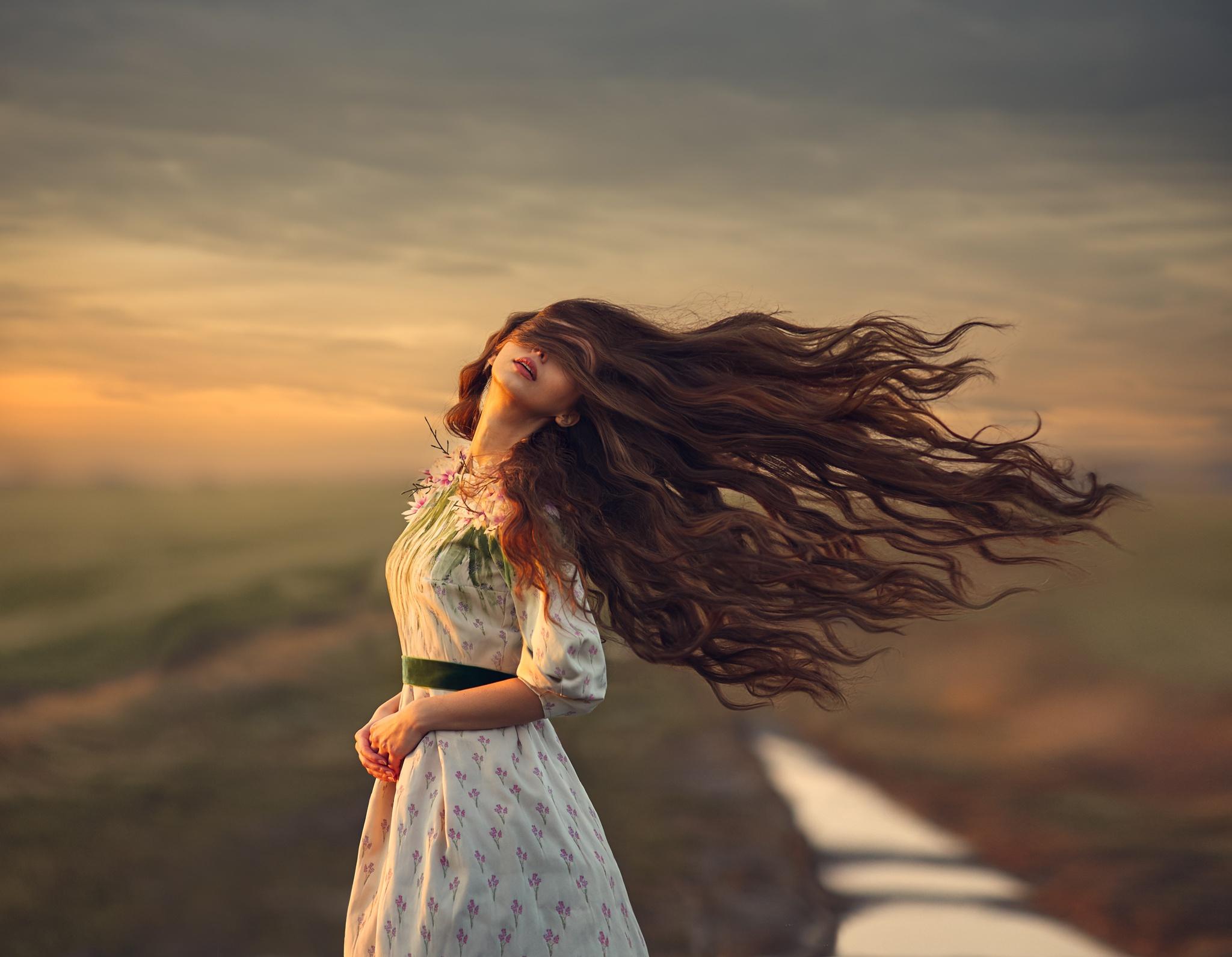 информация волосы на ветру картинки что