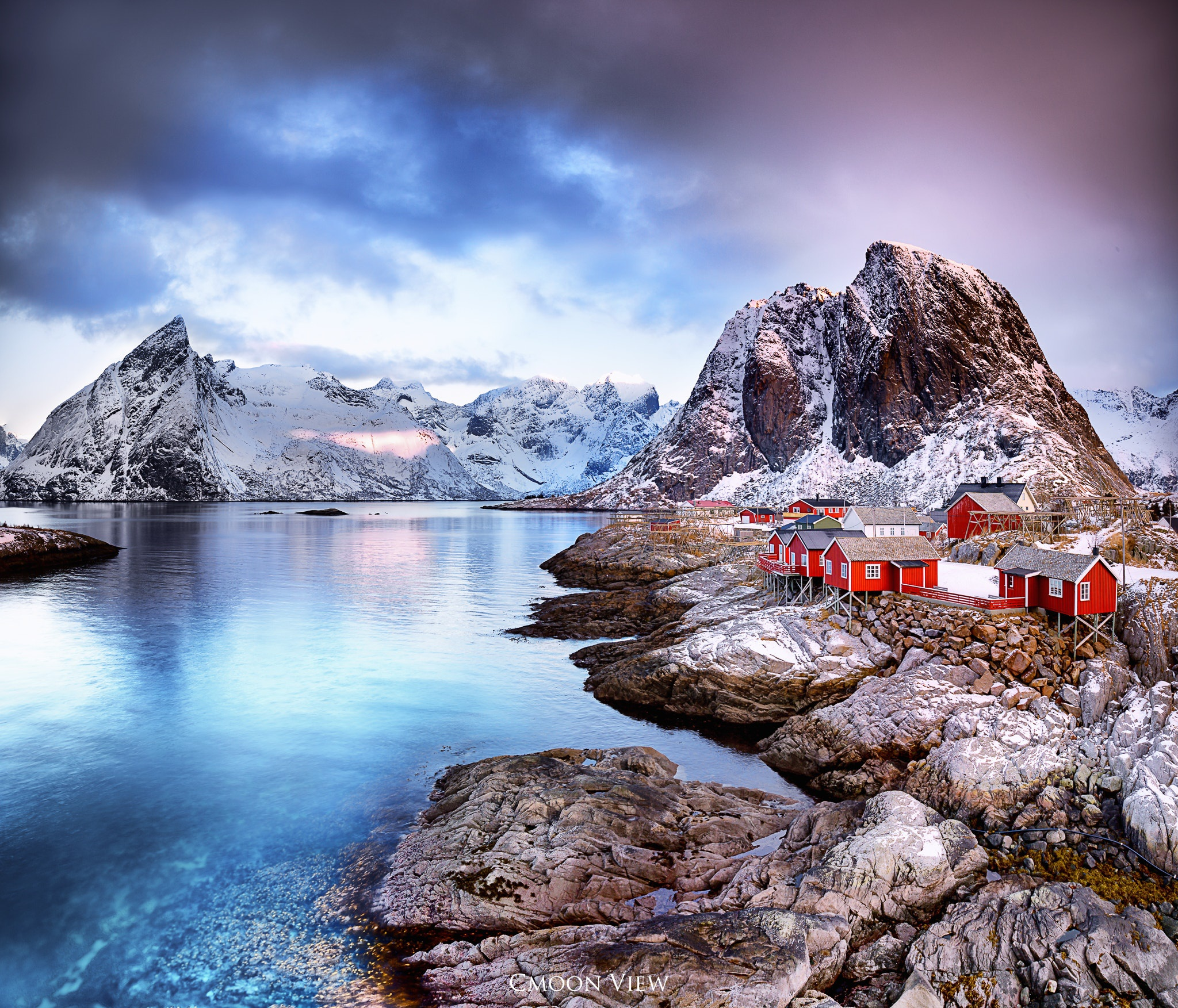 Фото острова осмуссар