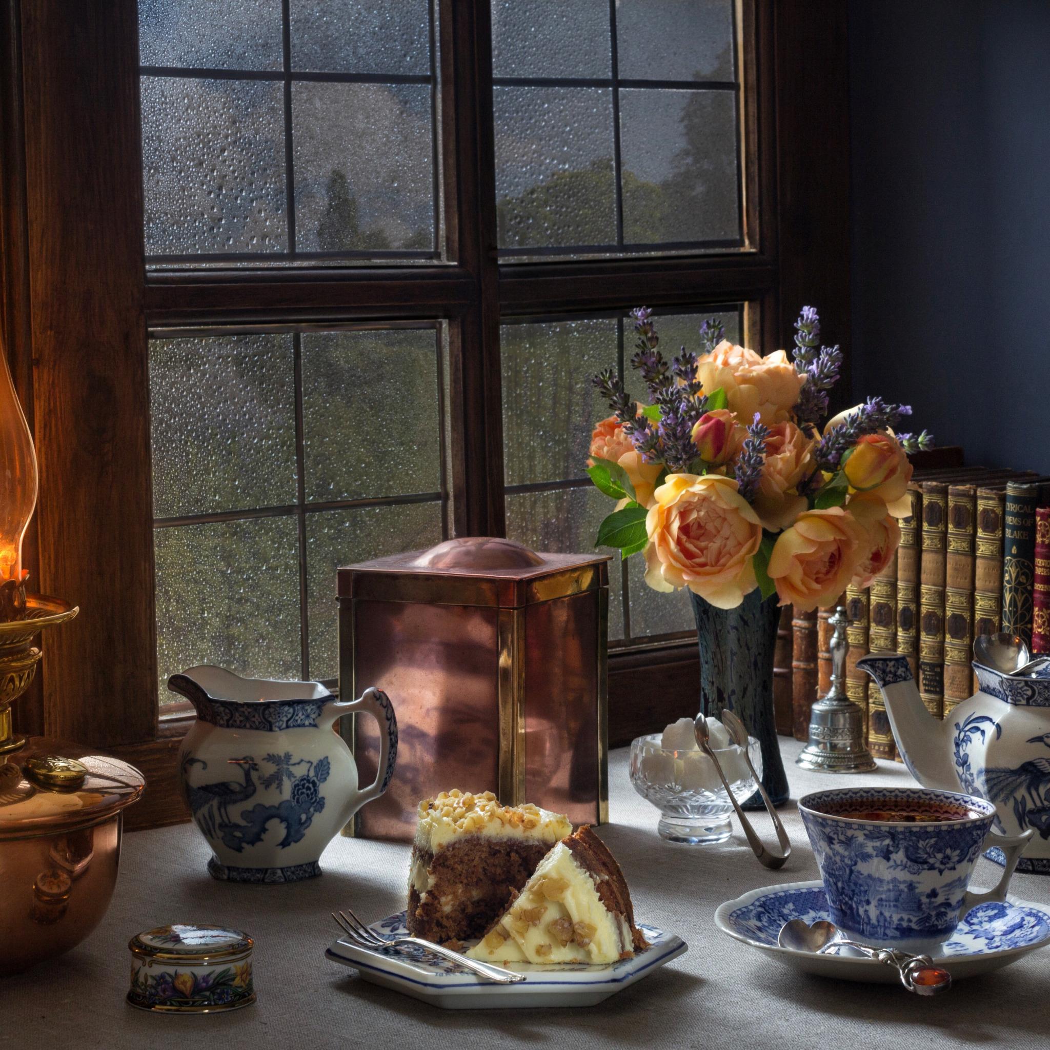 Чай и свечи картинки
