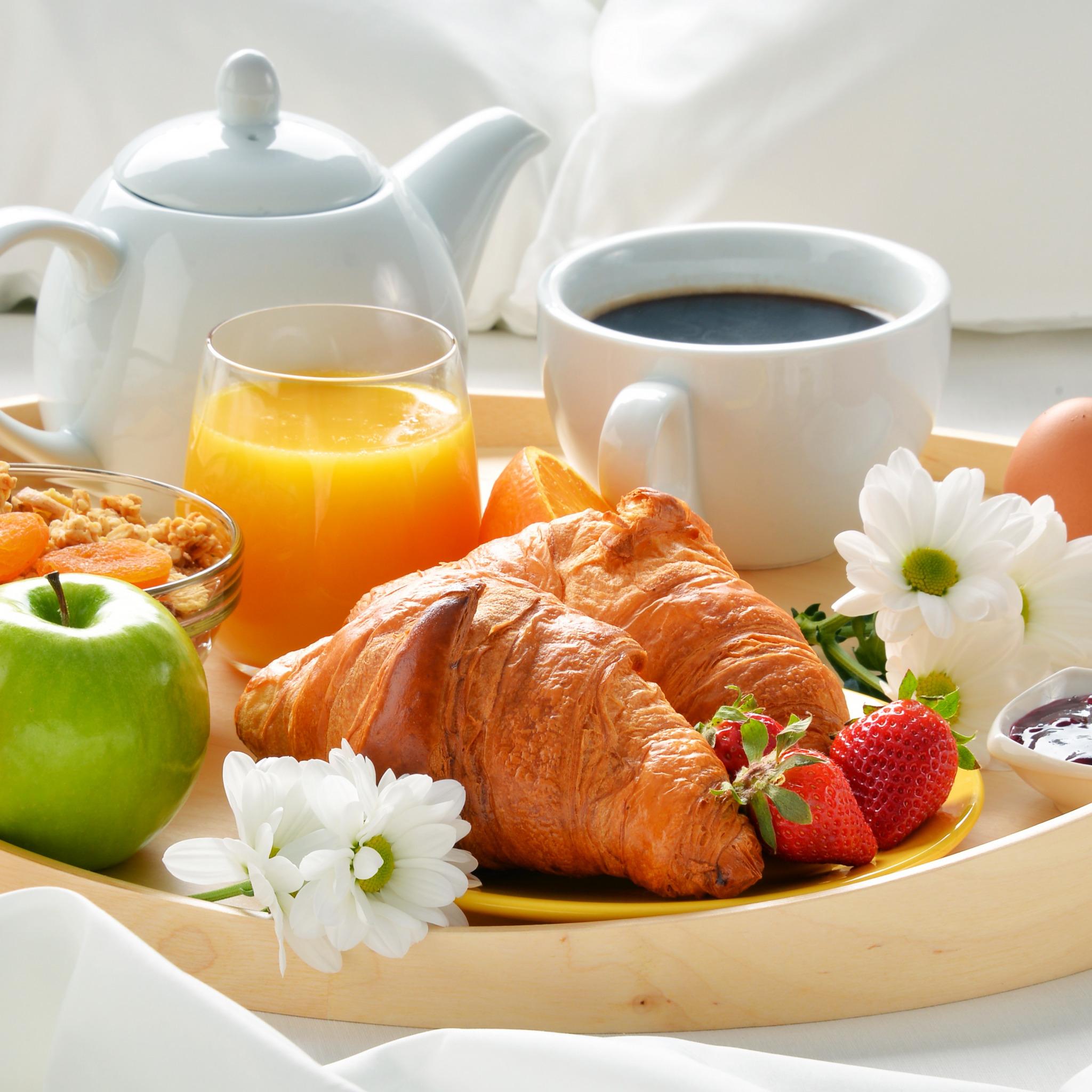 Под открытки, открытки для завтрака