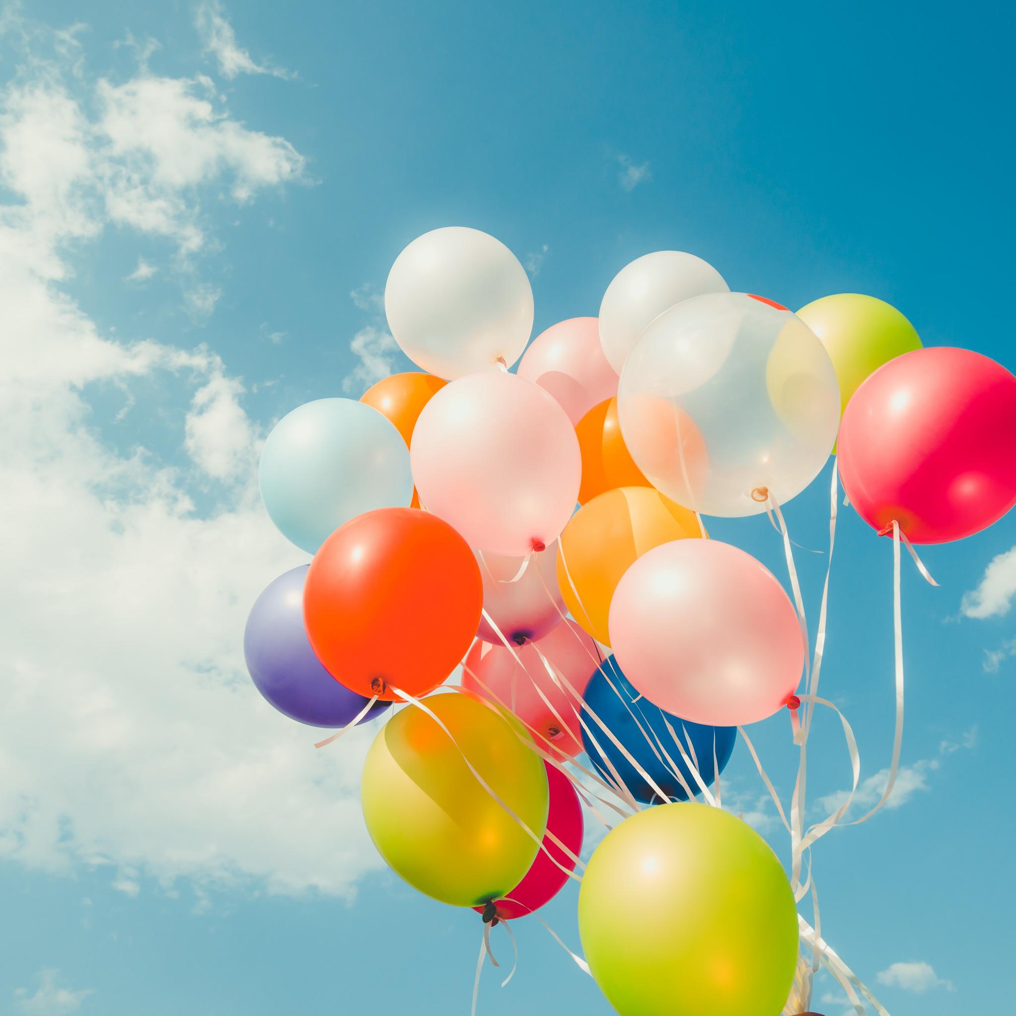 если хотите гелевые шары в небе картинки сути