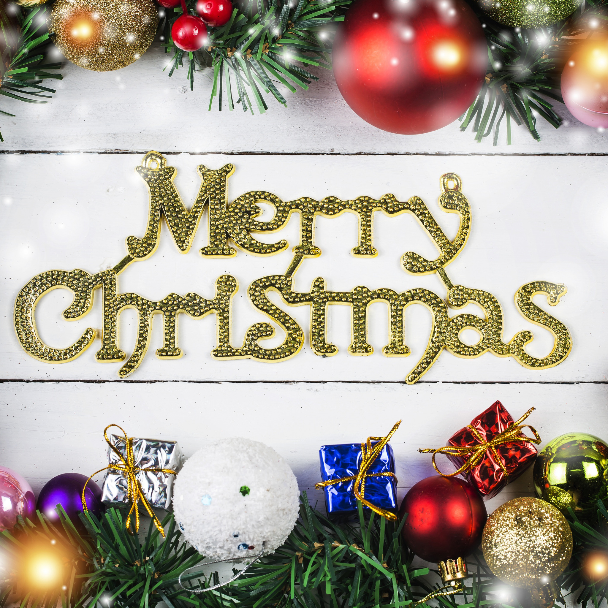 Рождество картинки надпись