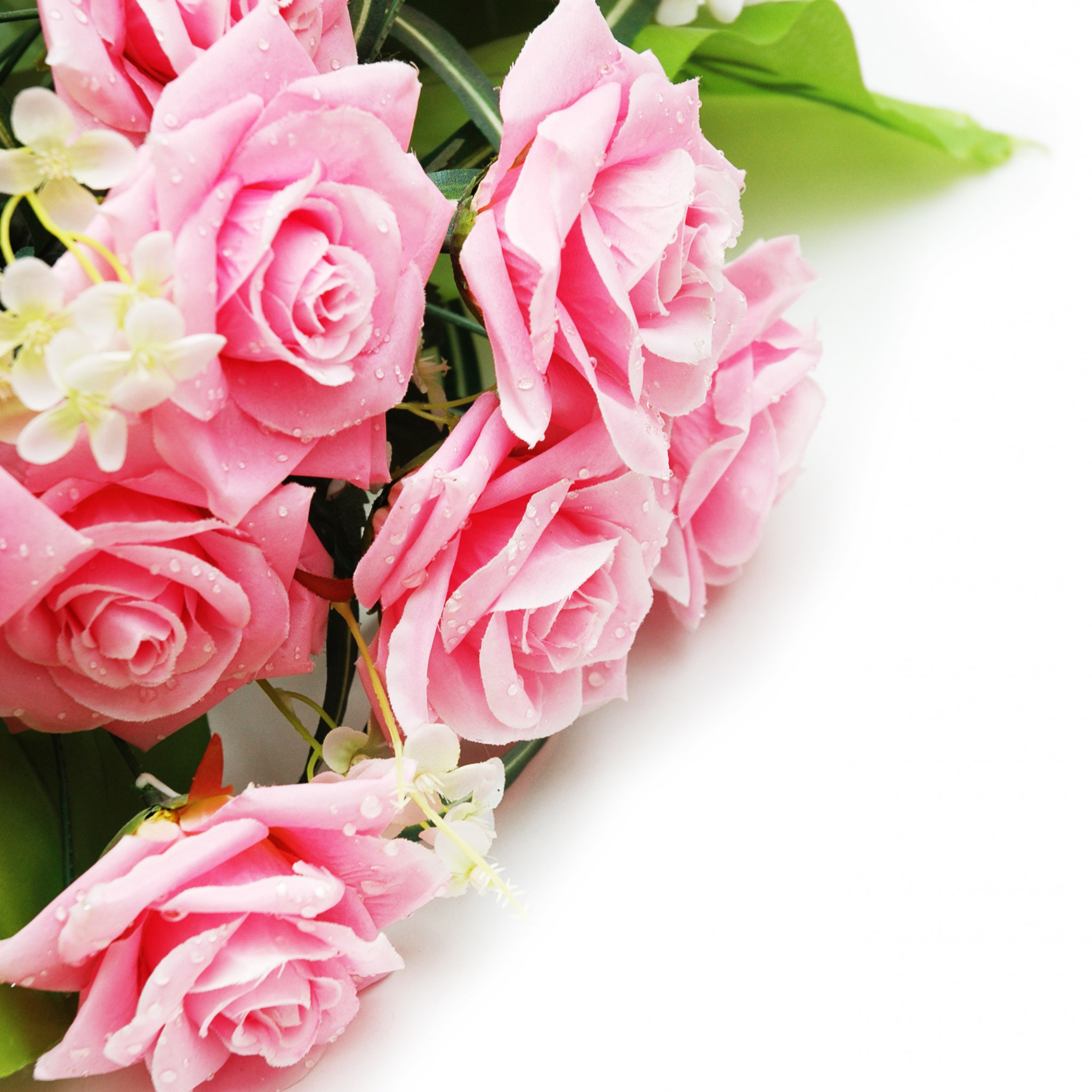Картинки с цветами с надписью поздравляем