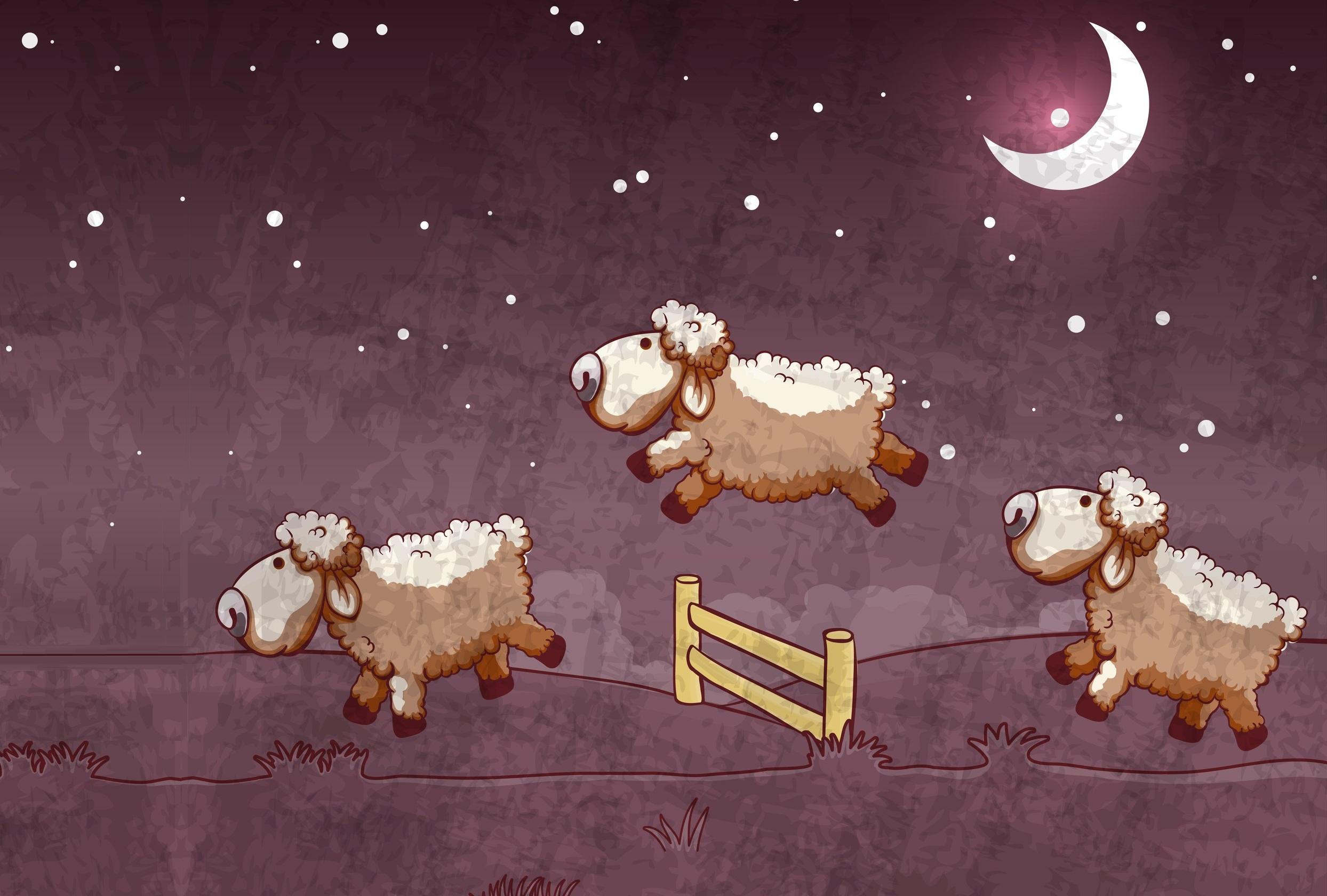 Своими руками, красивые овечки картинки спокойной ночи