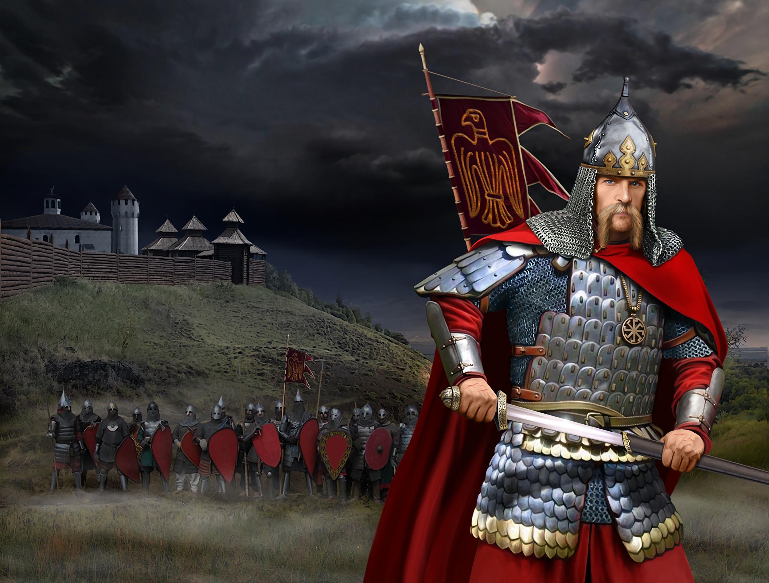 древнерусский воин варяг фото это