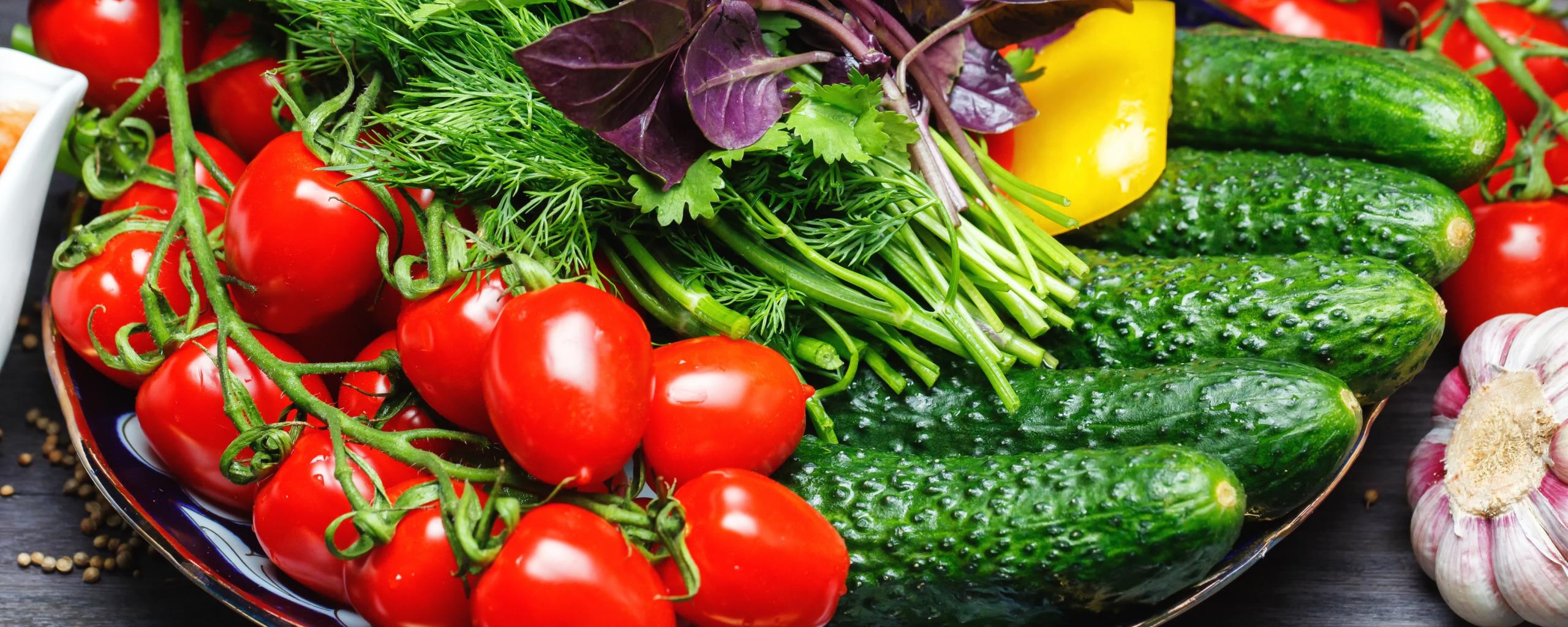 Картинки овощи помидоры огурцы