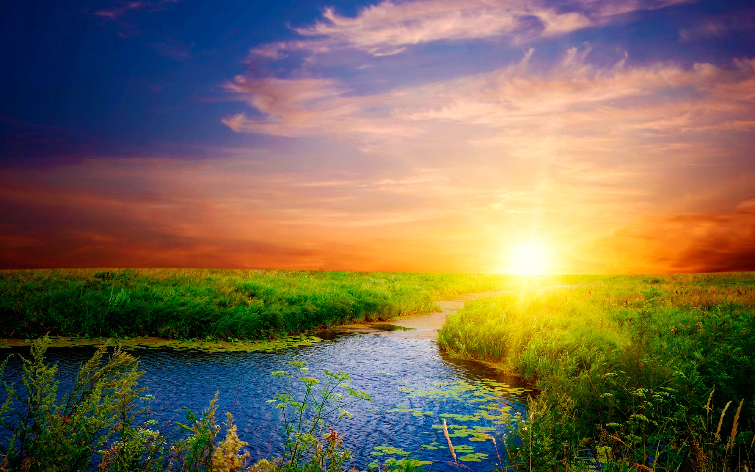 это картинка пейзаж солнце использовать приведенные ниже