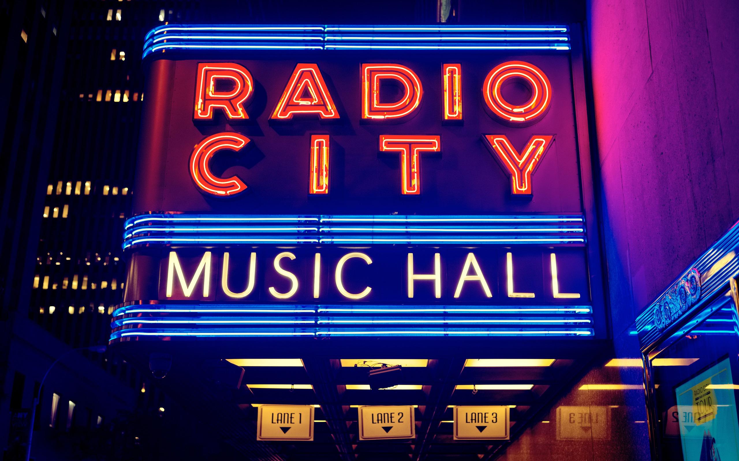 Обои Radio, Nyc. Города foto 7