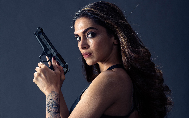Крутые картинки для девочек с пистолетами