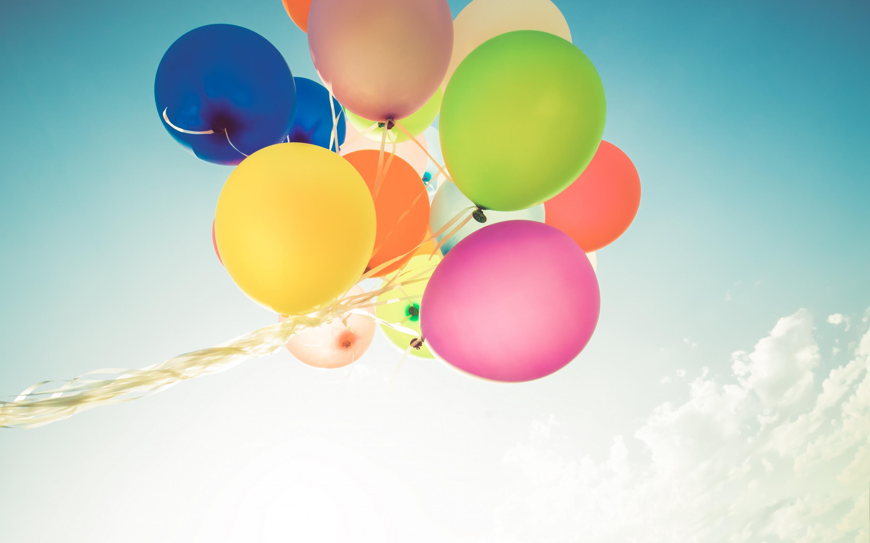 Картинки галерею, открытка с воздушными шариками