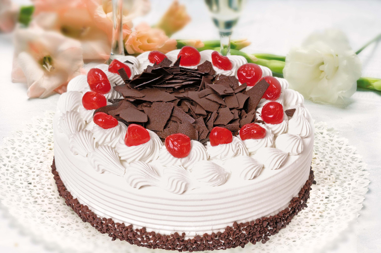 Открытки рождеством, торт для картинки