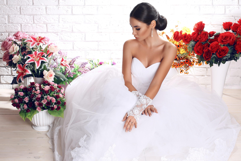 было картинки на аву невеста в белом платье время