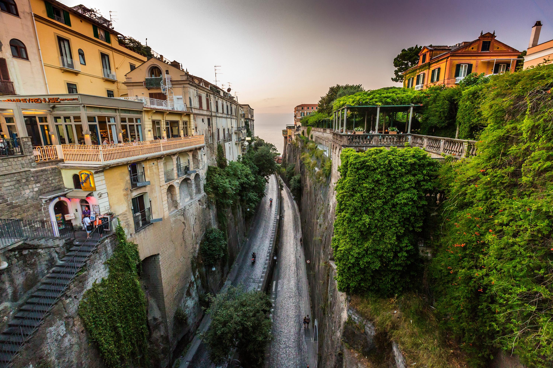 дорога в Италии  № 2221862 бесплатно