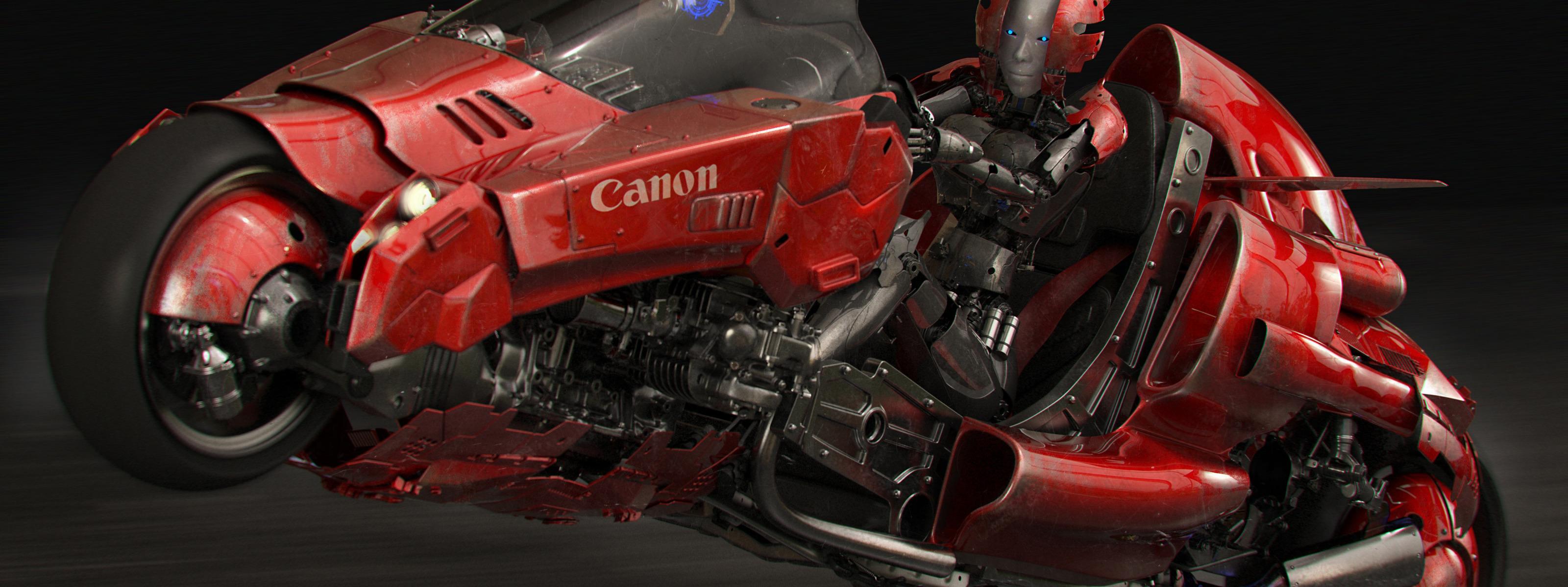 родители робот на мотоцикле картинки студента, проходившего практику