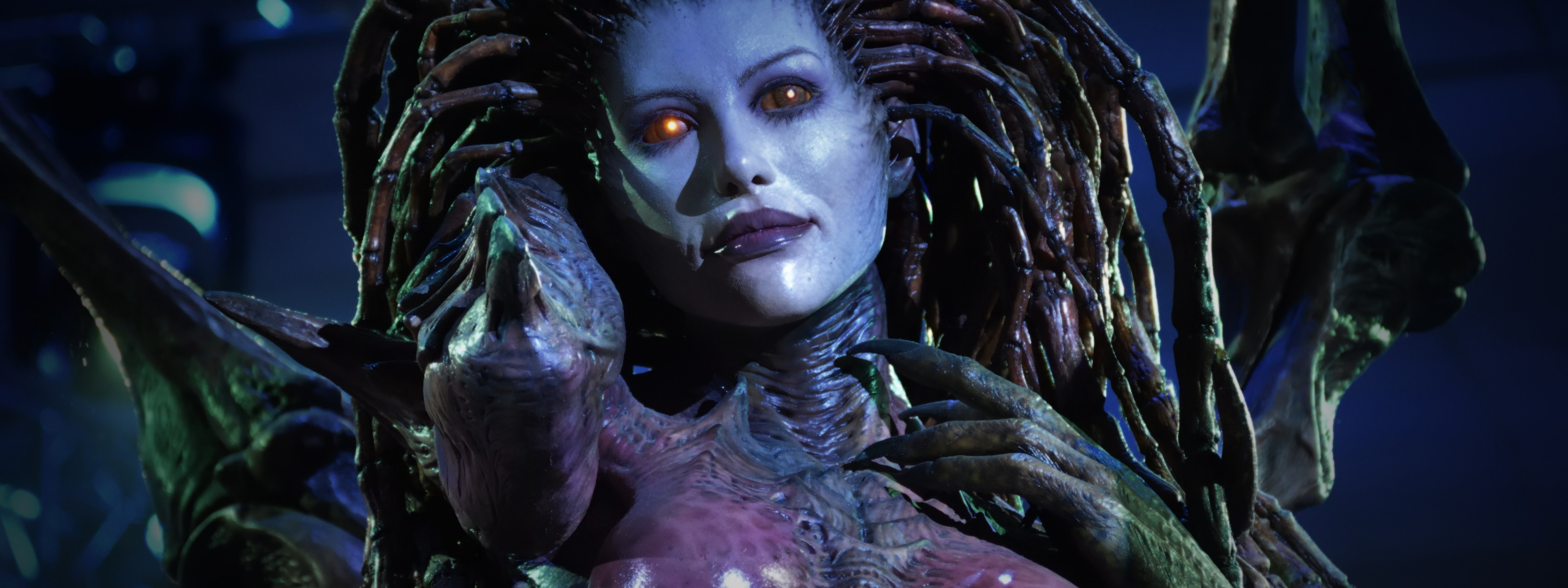 Обои starcraft, queen of blades, Королева Клинков, сара керриган. Игры foto 9