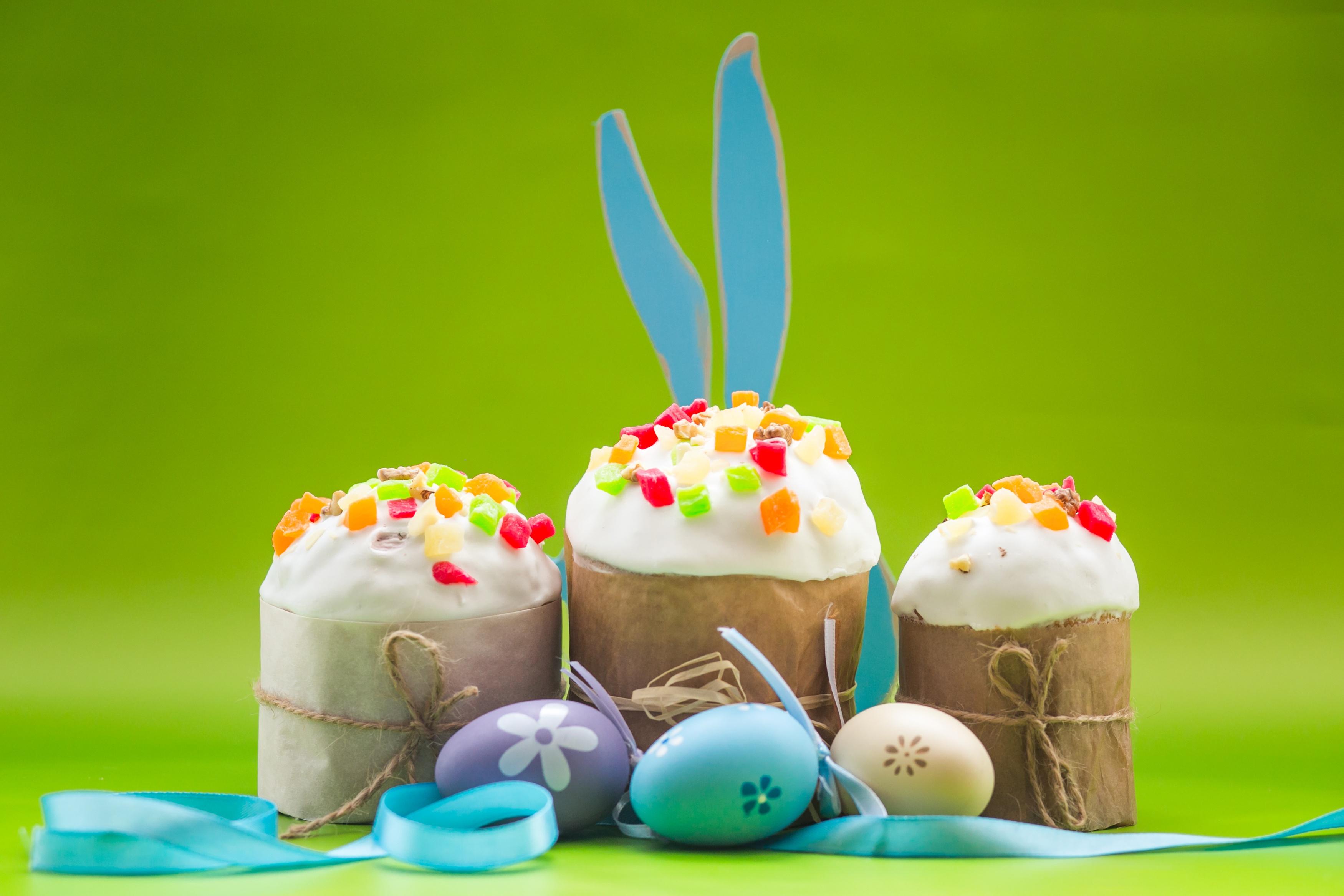 праздник пасха кулич яйца  № 2646779 без смс