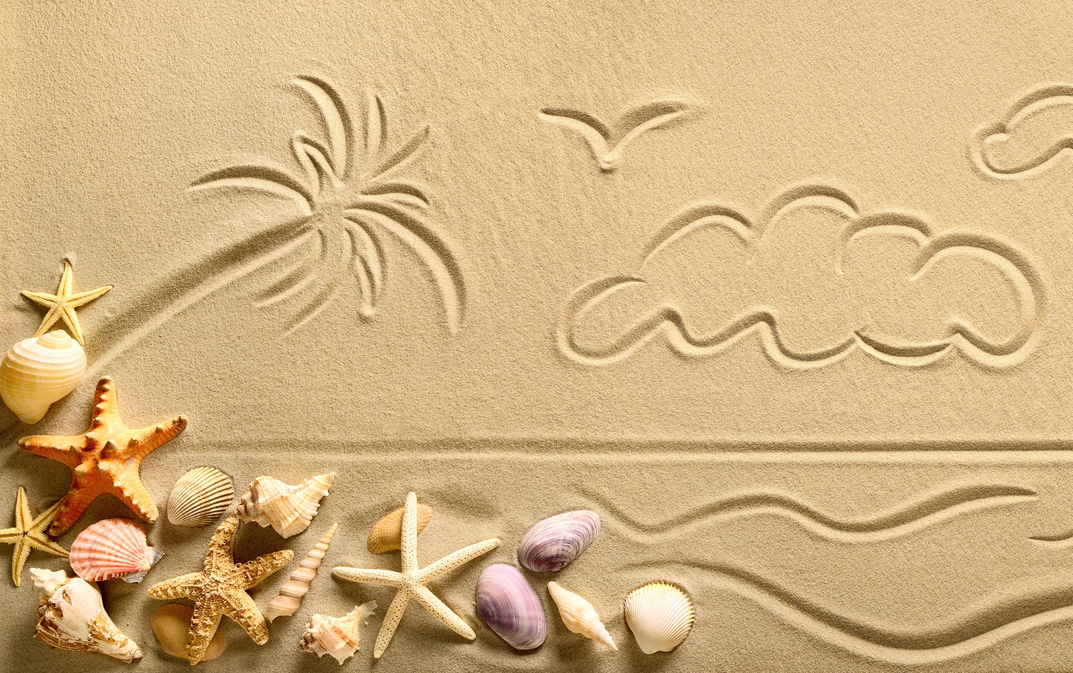 фон песка для презентации часто