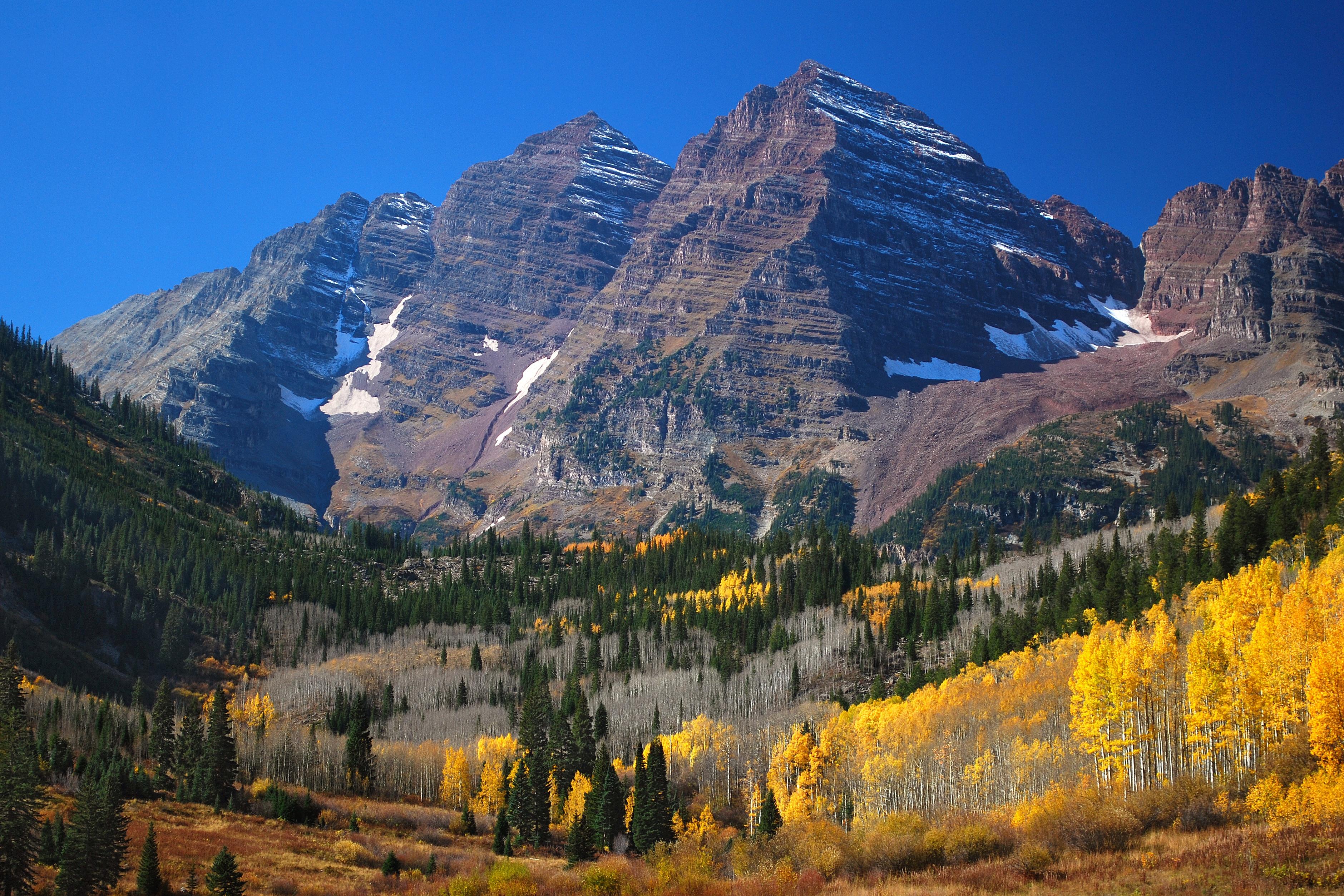 Red Mountain, Uncompahgre National Forest, Colorado  № 1563824 загрузить