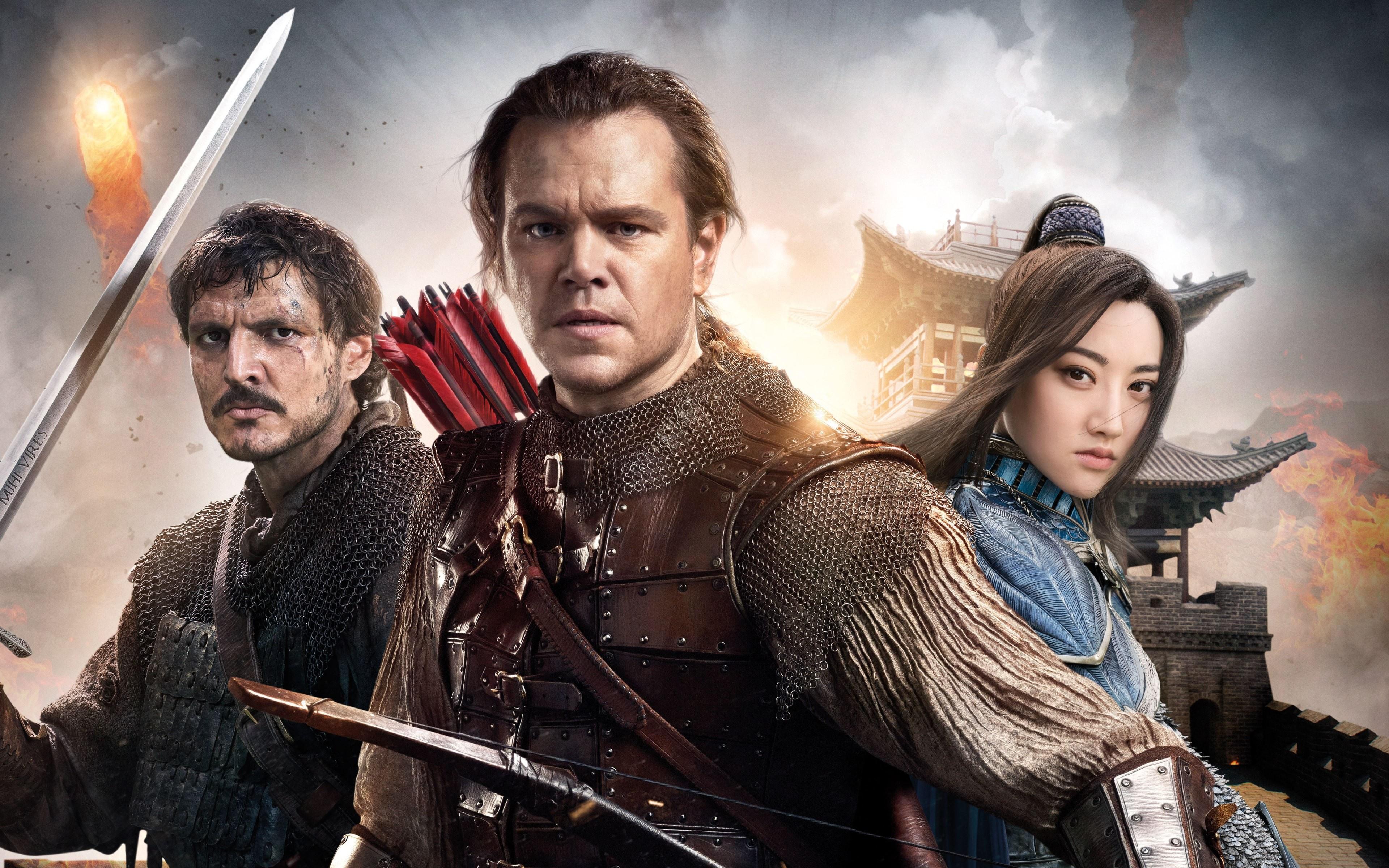 Великая стена фильм 2016 смотреть онлайн бесплатно в