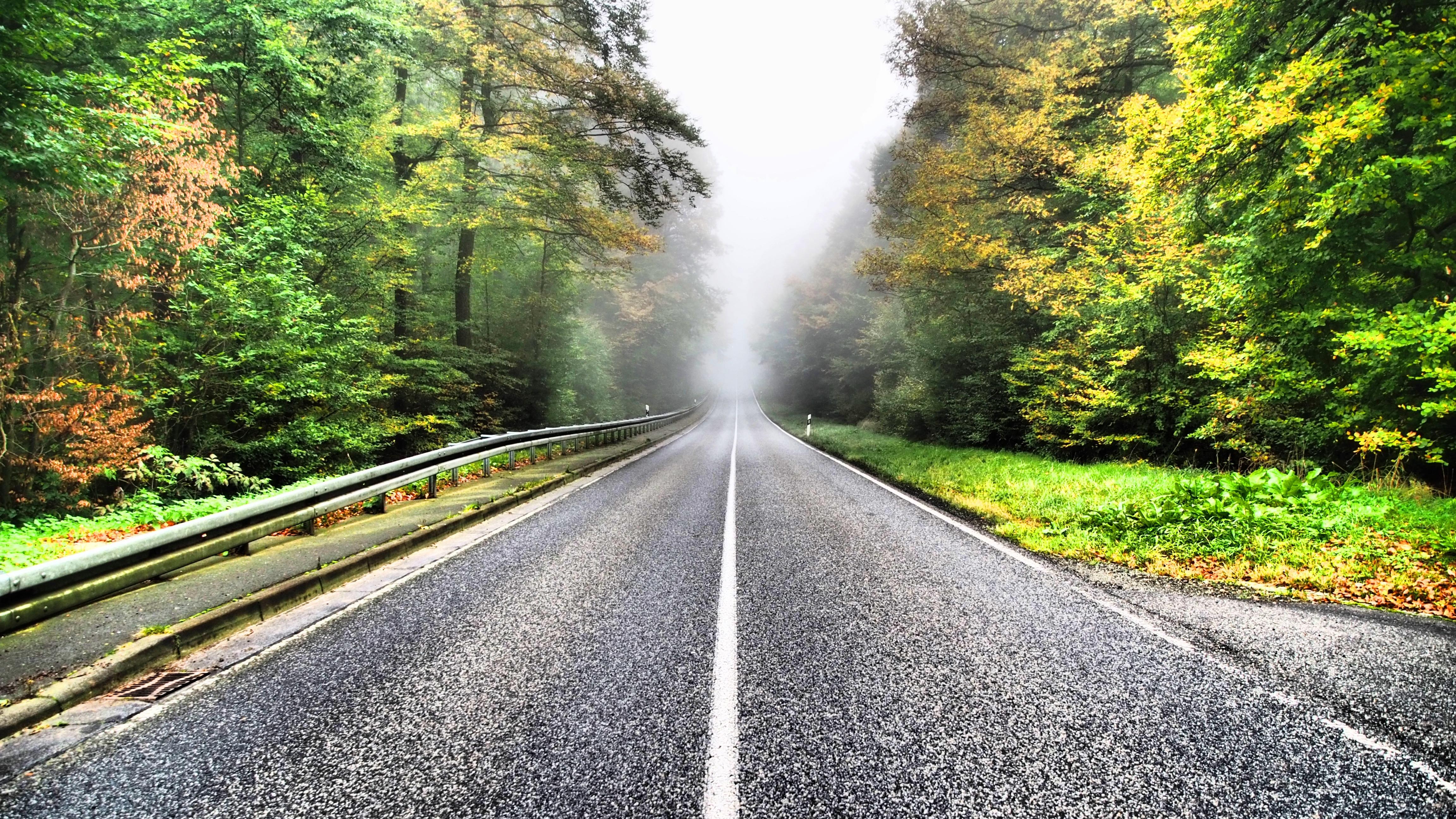картинка с природой и дорог сочетания