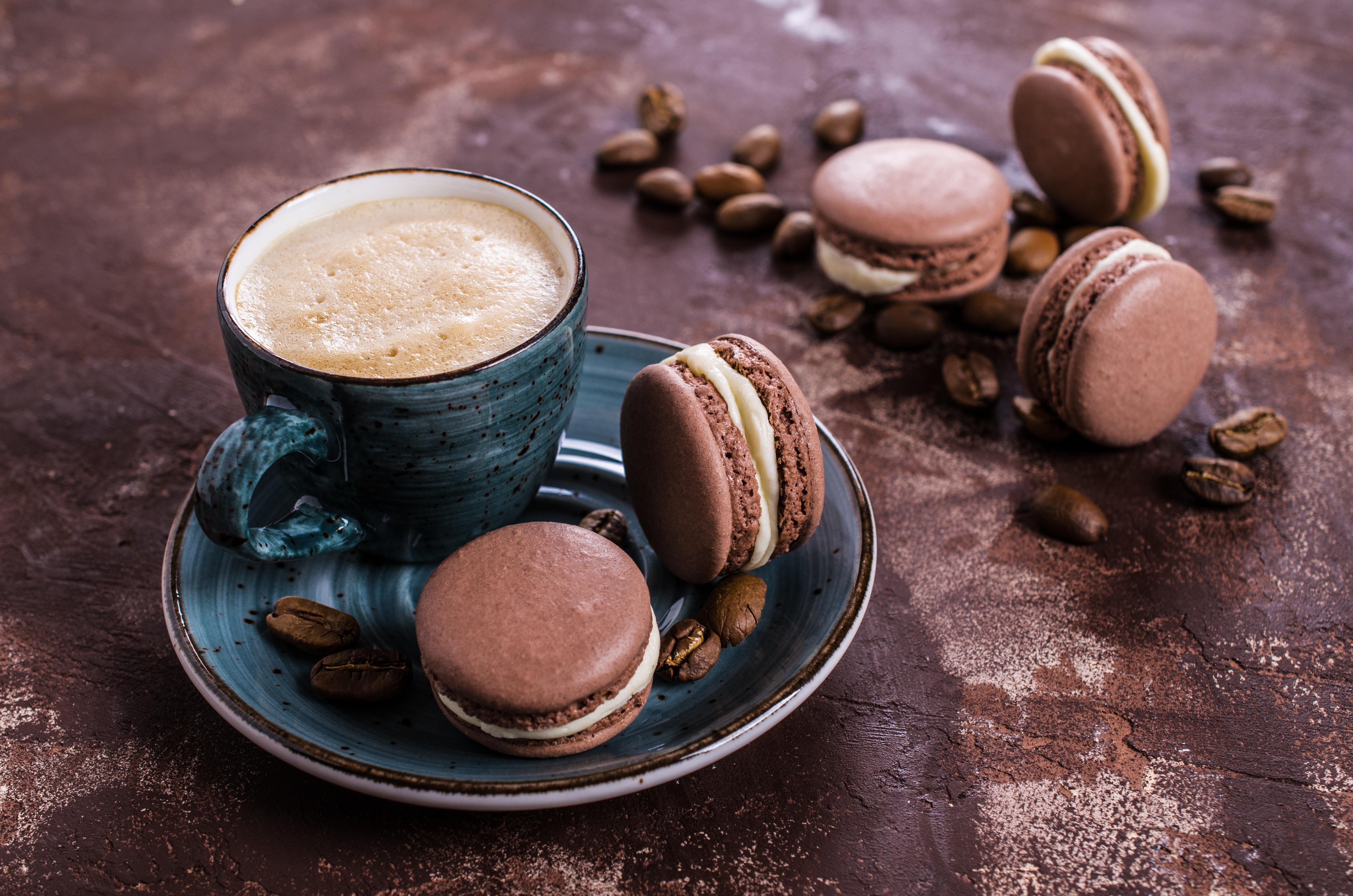 кофе со сладостями  № 140298 загрузить