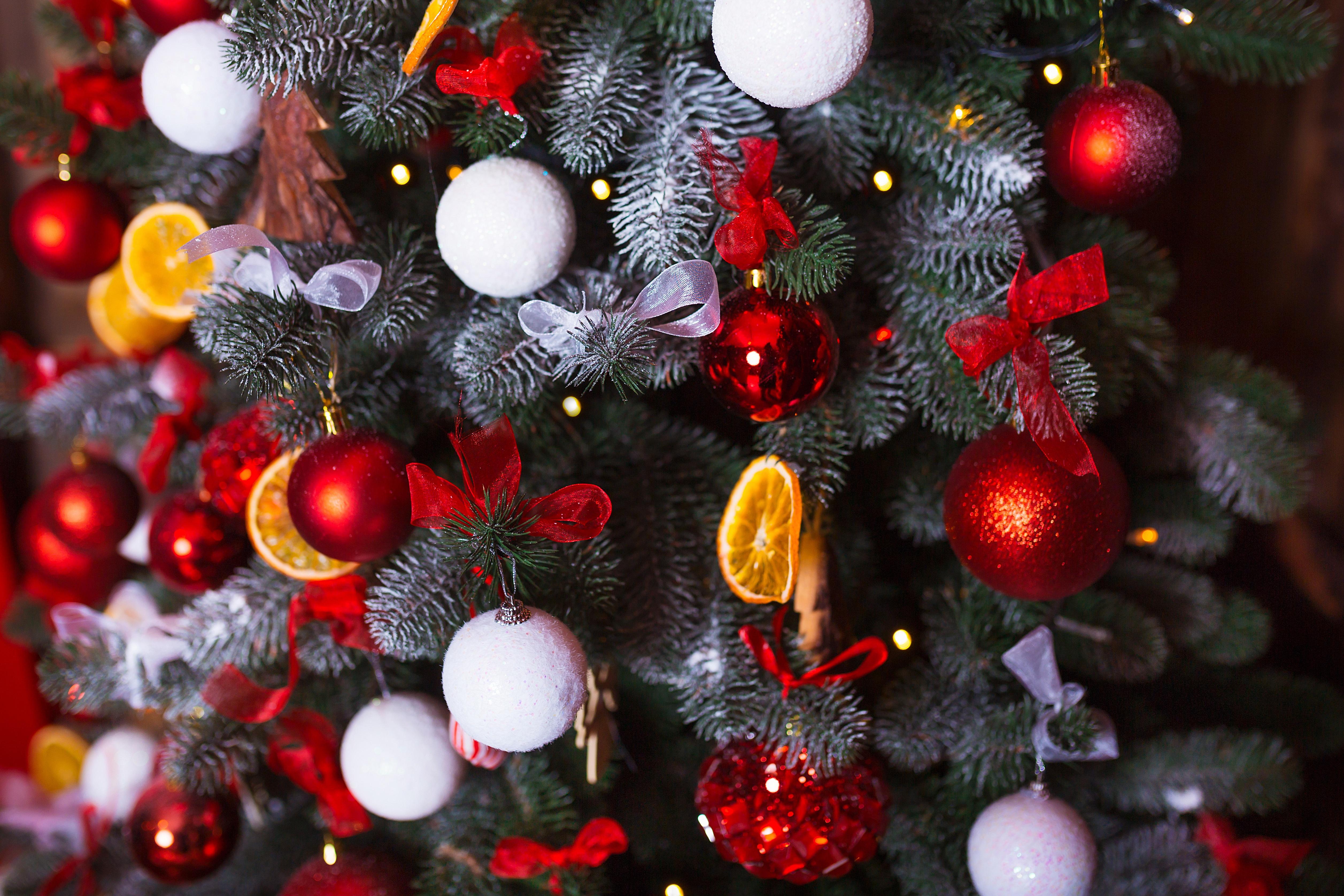 Картинки обои новогодние для телефона