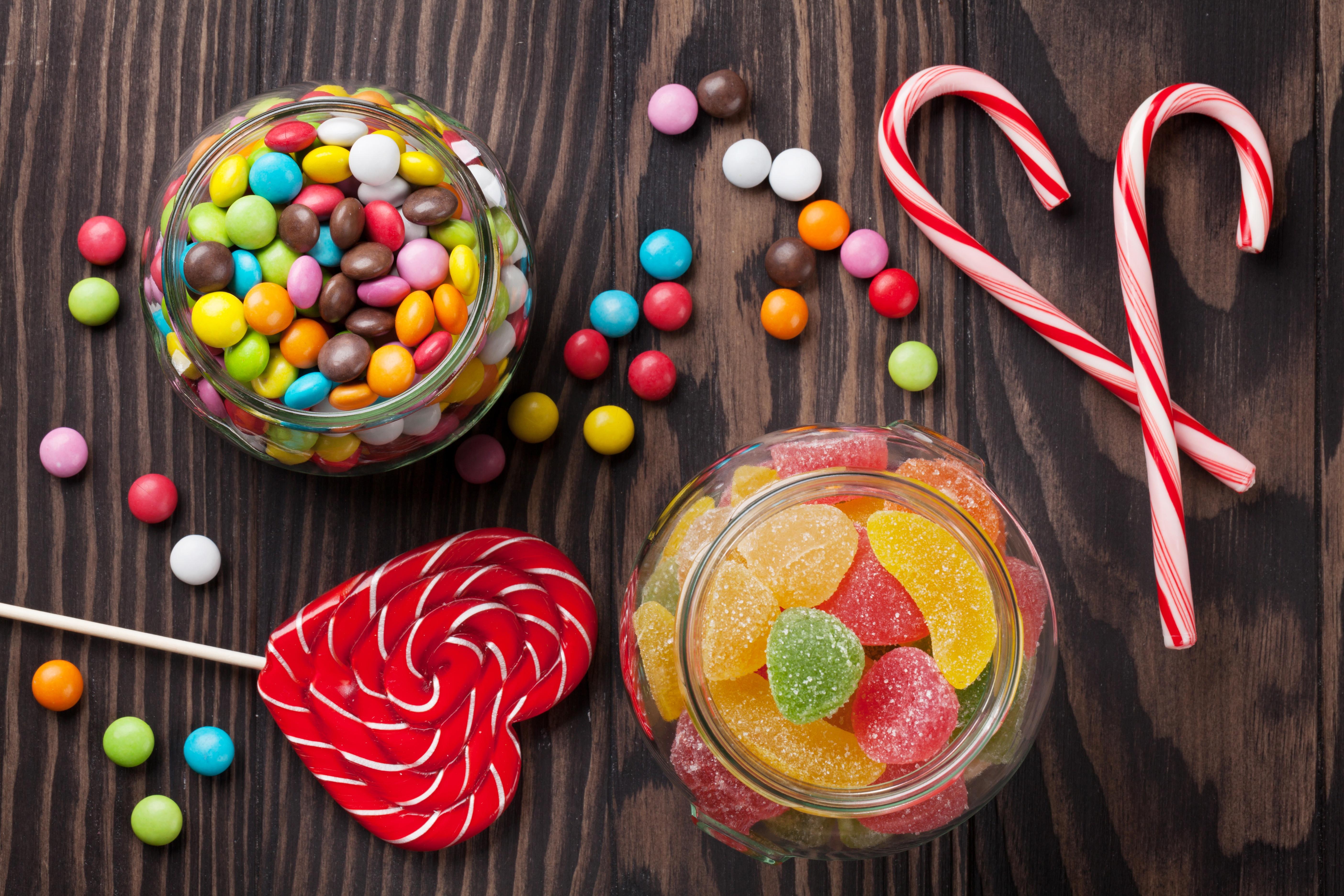 Крутые картинки с конфетами