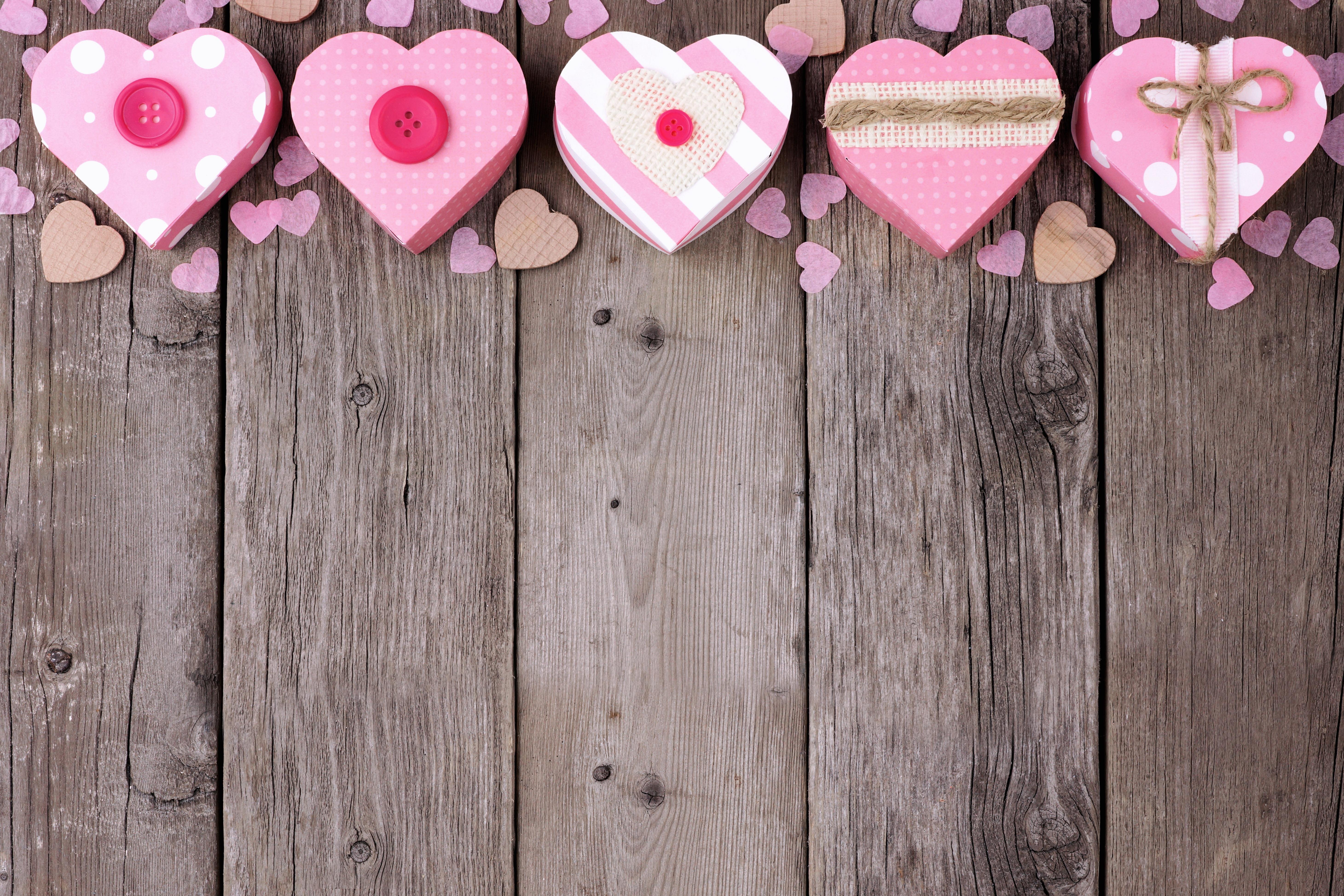 штукатурка фон стильные сердечки есть