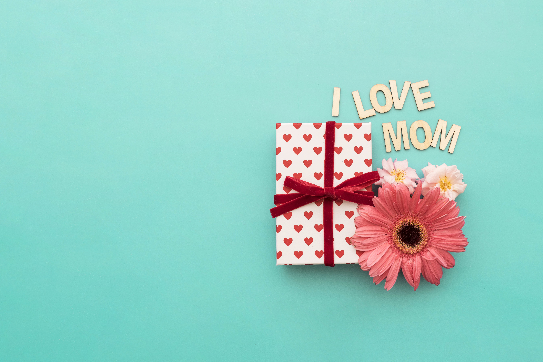 Картинки для презентации подарок маме