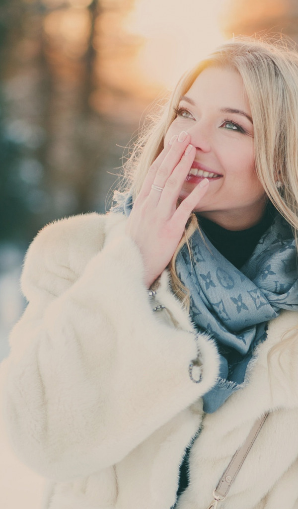 Мамочки фото блондинок в платках женщины