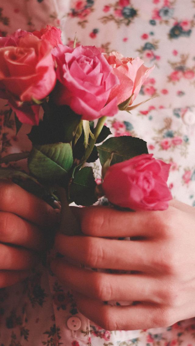 что все редактор фото розы в руке стоит