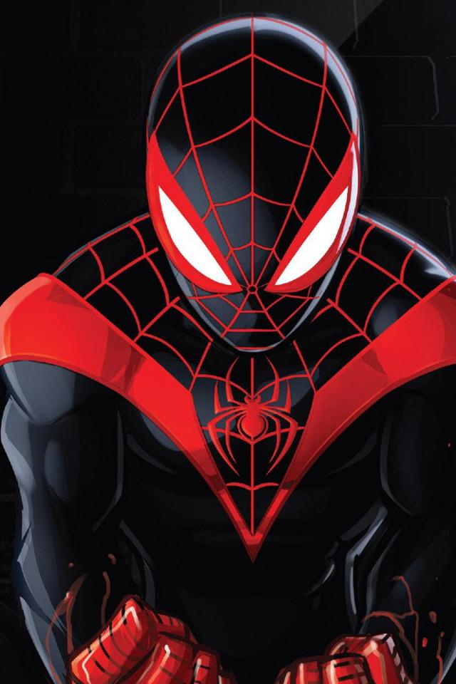 картинки с красным и черным человеком пауком ашкеназы