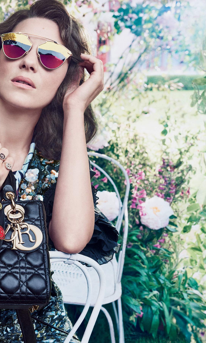 Christian Dior коллекция Коллекции весна-лето 2017