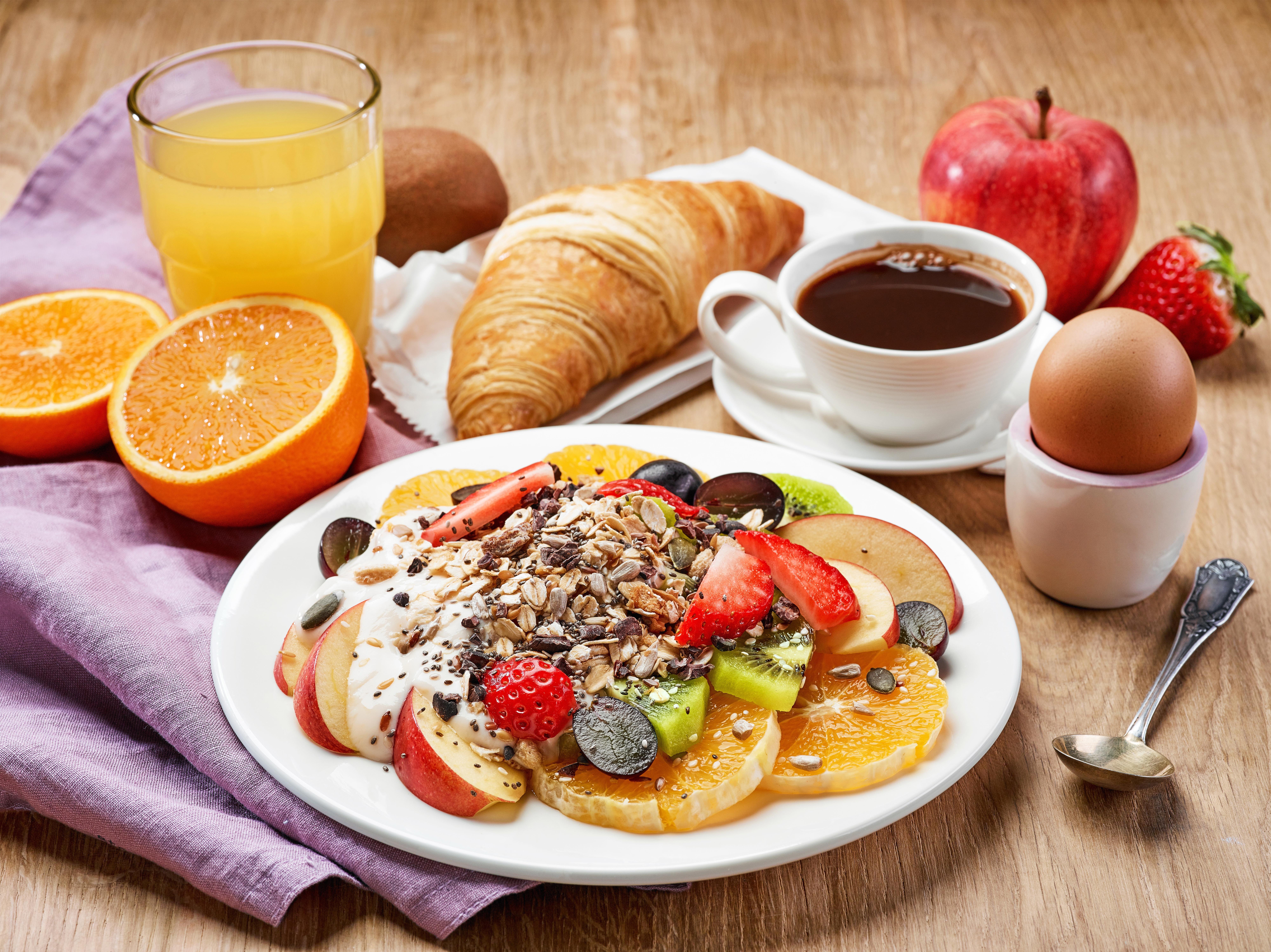 Диета Высококалорийный Завтрак.