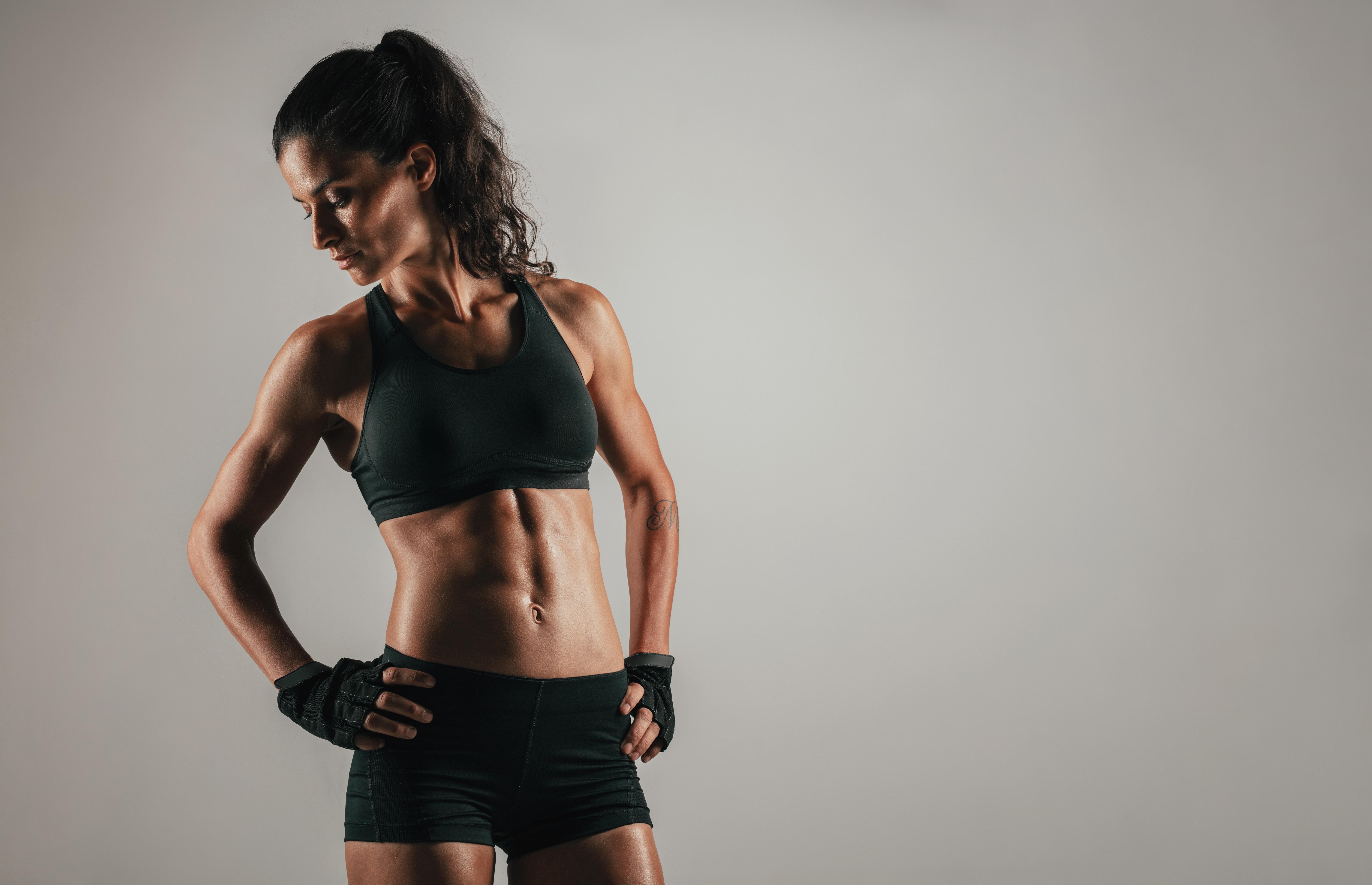 Картинки девушки мотивация спорт