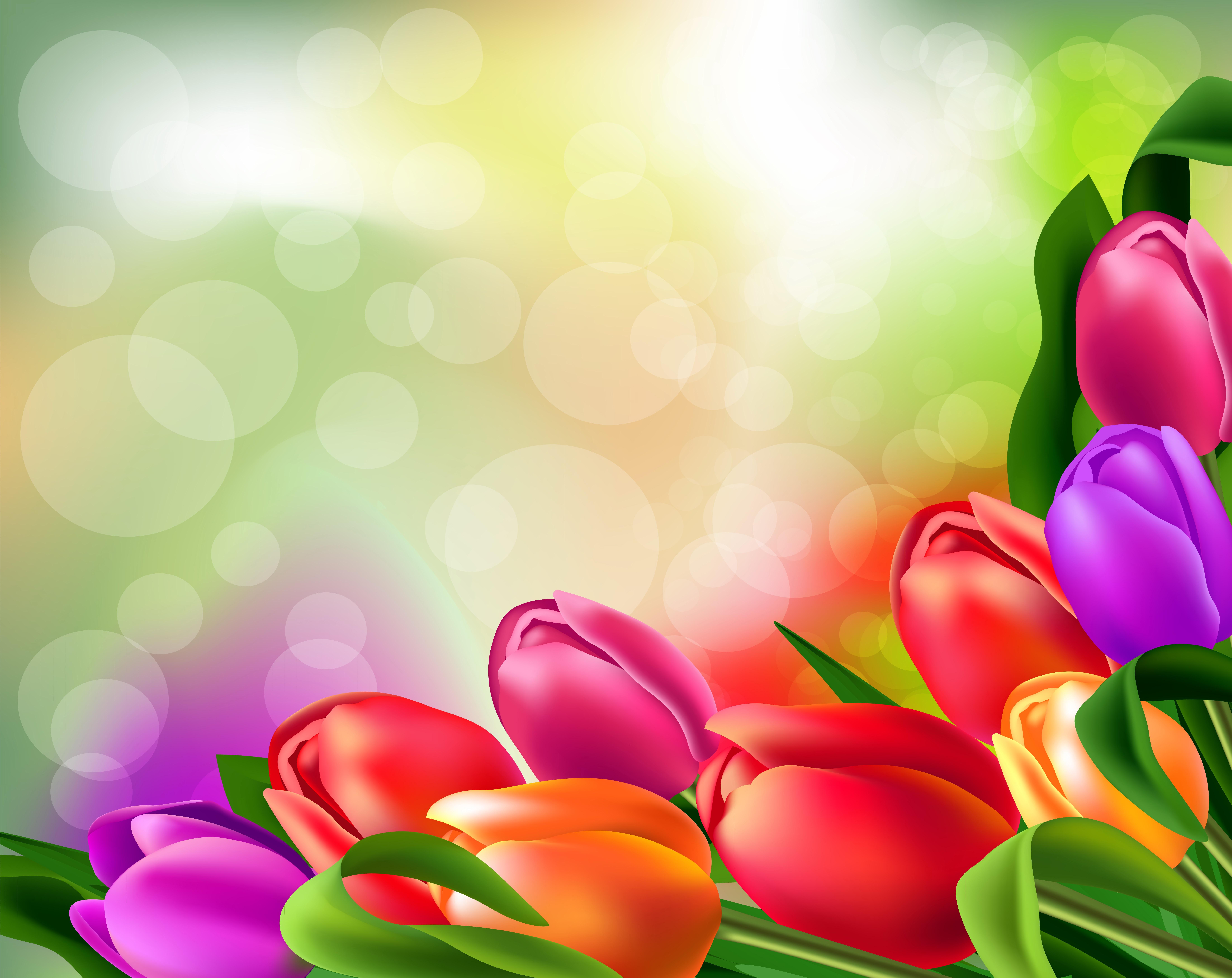 Всех времен, картинки фон тюльпаны