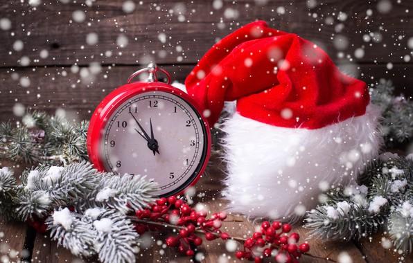 Картинка снег, украшения, елка, Новый Год, Рождество, happy, Christmas, wood, snow, New Year, Merry Christmas, Xmas, …