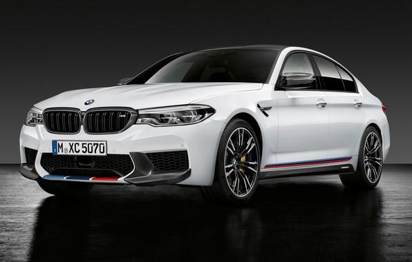 Картинка седан, 2018, BMW M5, M Performance