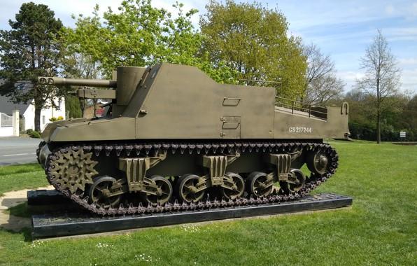 Картинка ww2, normandie, ww2 tank