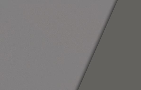 Картинка абстракт, минимализм, серый цвет
