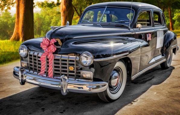 Картинка Dodge, Sedan, Custom, 1946, D24