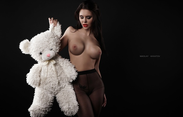 hot-n-sexy-pose-with-teddy-bear