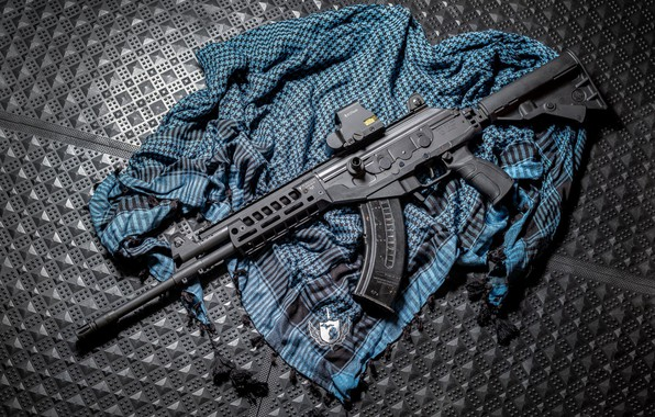 Картинка оружие, Автомат, Gun, weapon, Штурмовая винтовка, Assault Rifle, Galil, Галил