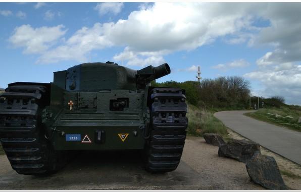 Картинка france, normandie, ww2. war, ww2 tank, churchill