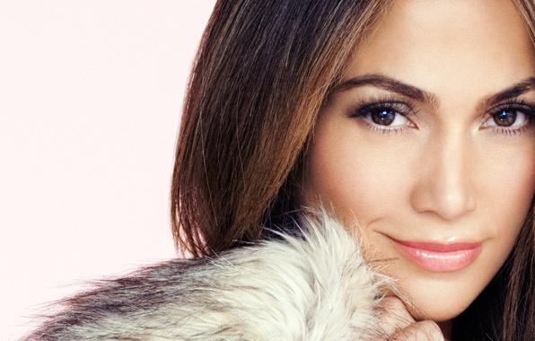Картинка портрет, актриса, певица, Jennifer Lopez