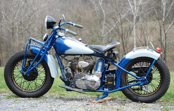 Картинка bike, motorcycle, Indian, 1934
