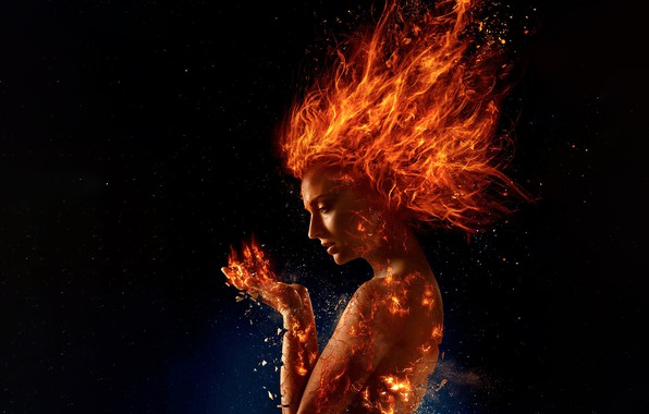 Картинка Dark, Action, Olivia Munn, Mystique, X-Men, Storm, year, 2018, James McAvoy, Magneto, Michael Fassbender, Professor, …