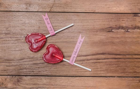 Картинка сердечки, леденцы, love, romantic, hearts, sweet